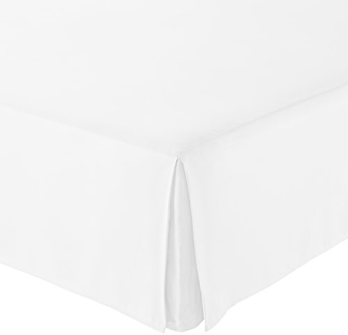 Amazon Basics Pleated Bed Skirt ...