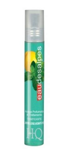 Eau parfumée Corps Eau des Alpes 75 ml Spray Lemon & Aromatic Herbs