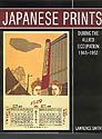 Japanese Prints During the Allied Occupation 1945-1952: Onchi Koshiro, Ernst Hacker and the First Thrusday Society