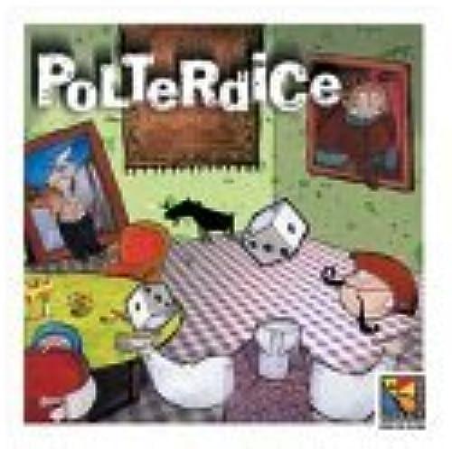 ¡No dudes! ¡Compra ahora! KidultGame Polterdice Board Game by by by by  descuento