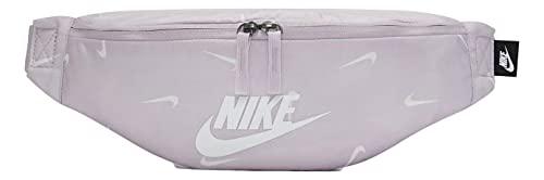 Riñonera Nike Heritage Sport Tiempo Libre Color Lila CV1082-576