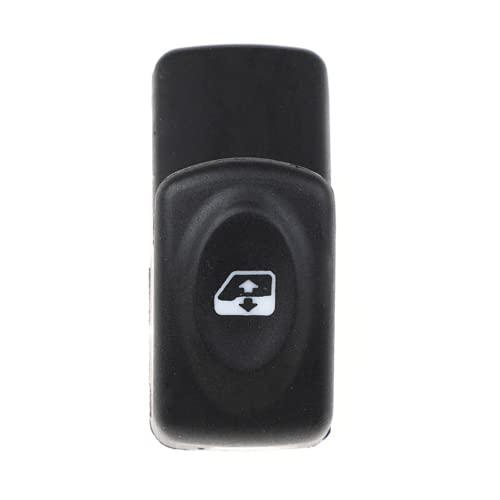 YSAZA Interruptor de Control de Ventana eléctrica de Coche de 6 Pines, para Renault Clio II Megane I BA0 BA1 EA0 EA1 DA0 Kangoo KC0 KC1 FC0 FC1 7700429998