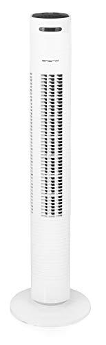Emerio Turm Ventilator, 3 Geschw, 80 cm weiß Timer