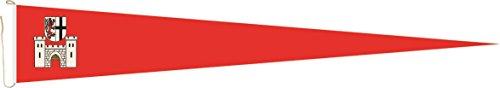 Haute Qualité pour U24 Long Fanion Drapeau roi hiver 200 x 40 cm