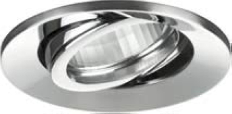 Brumberg Leuchten LED-Einbaustrahler 12326153 350mA 2700K NI Downlight Strahler Flutlicht 4250047783916