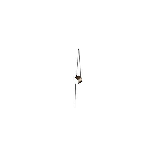 Flos AIM Small Braun mit Stecker