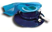 Jandy 1142 Wheeled Leaf Master with Regular Bag Pool Cleaner