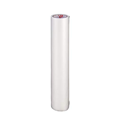 Simthread Wasserlöslicher-Film Stabilisator für Stickerei, 30 cm x 10 Yds/Rolle, Dicke 30 Mikron