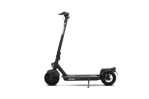 """Ducati PRO-II Plus Monopattino Elettrico, App integrata, 15 Kg, Motore 350W Brushless, Autonomia fino a 25 Km, Pneumatici 10"""" Tubeless, Carico Max 100 Kg,..."""