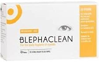 Thea Blephaclean Eyelid Sterile Cleansing Wipes x 20 Only