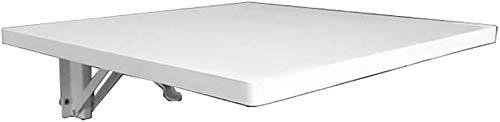 DNSJB Montado en la Pared Tabla de la Gota-Hoja Plegable Mesa de la Cocina Mesa de Comedor en 10 blancoTallas (Size : 70 * 40cm)