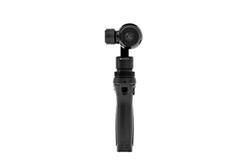 DJI OSMO Stabilisierte 3-Achsen Handheld-Gimbal Kamera mit 4K und 12 MP Auflösung