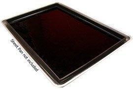 Flexipat Baking Mat, Outer Dimensions 14' x 10' - 3/8' High by Demarle
