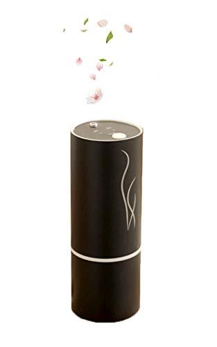 ZKHD Mini humidificador, purificador de Aire portátil, humidificador de Niebla fría, Desodorante, humidificador de aromaterapia, Adecuado para Dormitorio, automóvil
