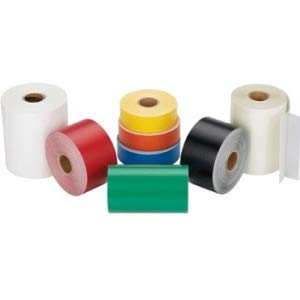 Panduit T400X000YK1 Thermal Transfer Continuous Tape, Polyester,