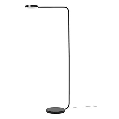 IKEA YPPERLIG LED Standleuchte in dunkelgrau; (122cm); A++