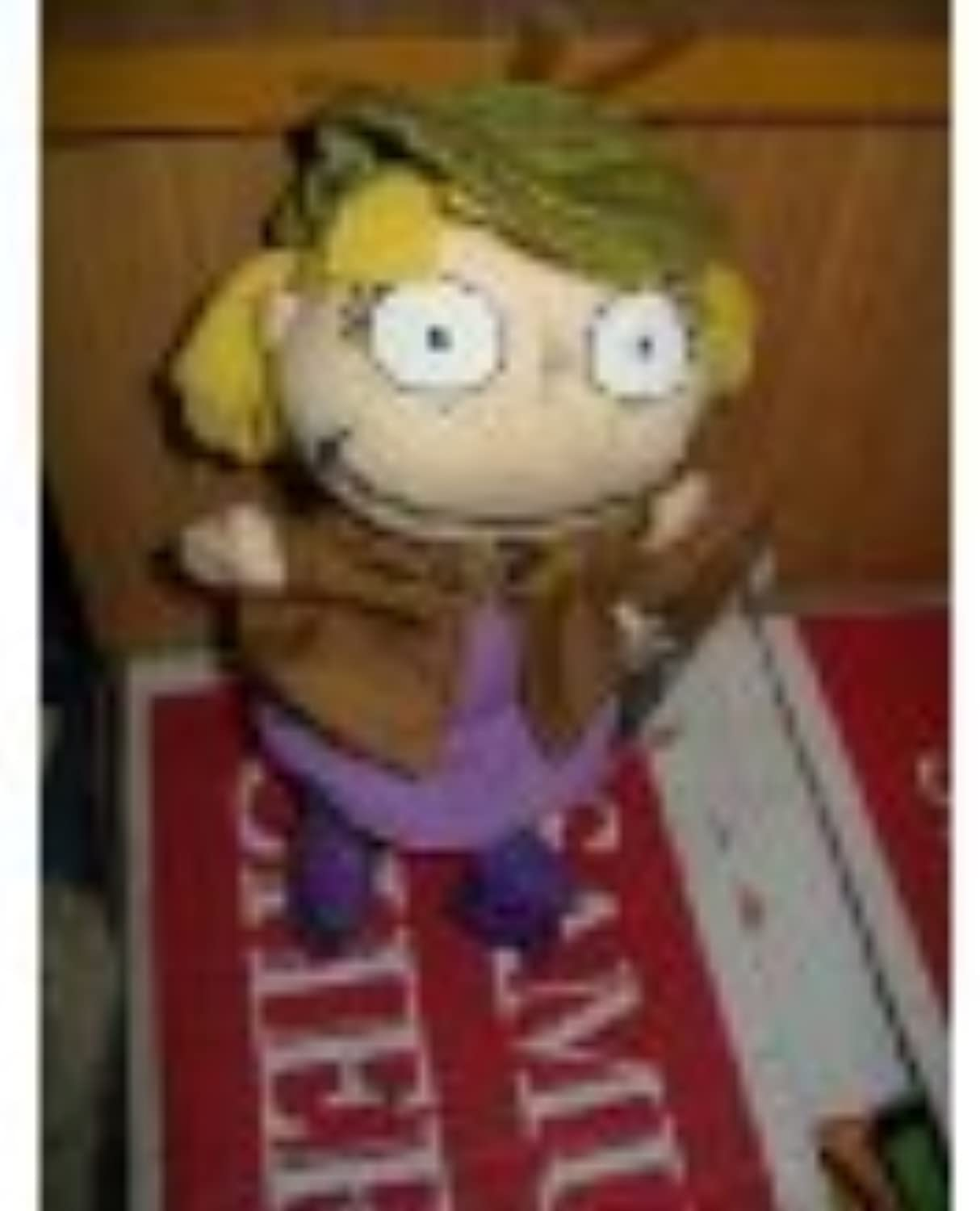 Rugrats 8 Safari Angelica Bean Bag Doll by Applause