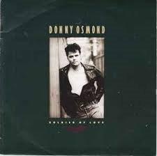 Soldier of love (1988) / Vinyl single [Vinyl-Single 7'']