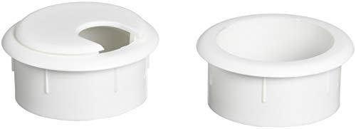 Hard-to-Find Fastener 014973347383 White Grommet, 1-3/4, Piece-2
