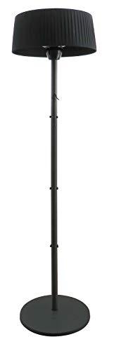 Jet-line Calea - Lámpara de pie eléctrica para terraza (infrarrojos, diseño moderno)