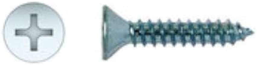 Envase 100 ud CELO 955607982 955607982-Tornillo Rosca Chapa avellanado Philips 7982 5,5x60 zincado