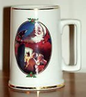 Coca Cola For Santa Mug - 1996 Collectors Edition