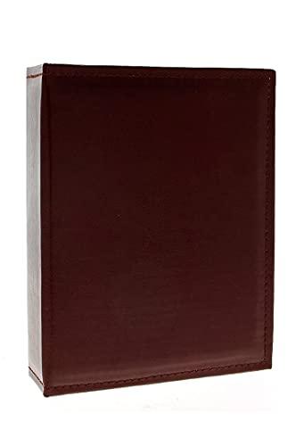 Álbum fotográfico Idea clásica 304 fotos 10 x 15 sin notas (marrón)