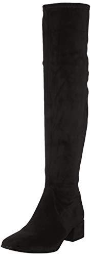 Tamaris Damen 1-1-25528-23 Hohe Stiefel, Schwarz (Black 1), 38 EU