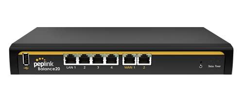 Peplink Balance 20 Dual-WAN Router