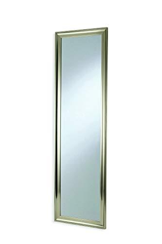 Villa d'Este Home Tivoli deurspiegel, hout, goudkleurig