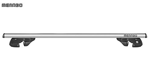 MENABO 2 Dachträger Sherman XL-Aluminium 135 cm