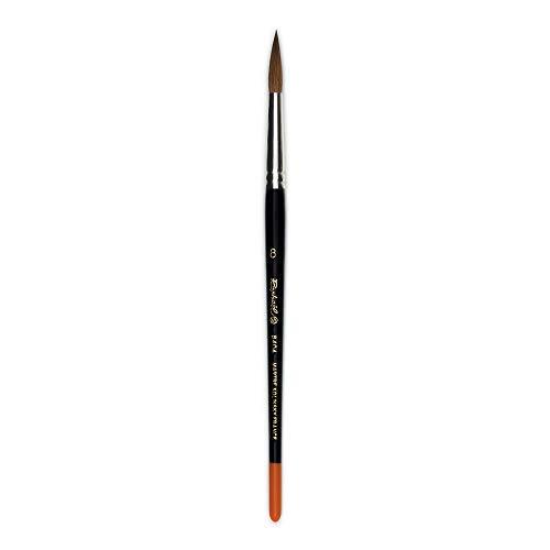 RAPHAEL Kolinsky Sable Fine Point Round Size 08 brush - Best Price on Web!