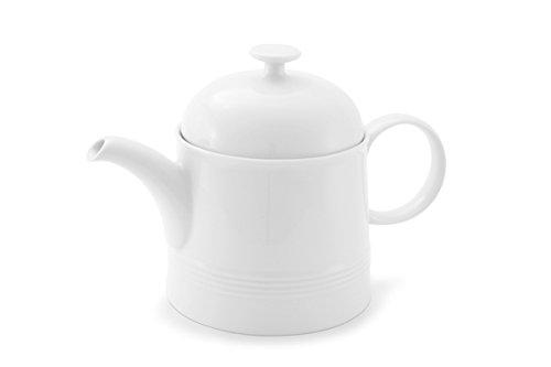 Friesland Porzellan Teekanne 0,7l Jeverland Weiß