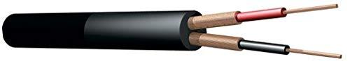 PD Connex RX52 DMX kabel 2-aderig 4mm rol van 100 meter