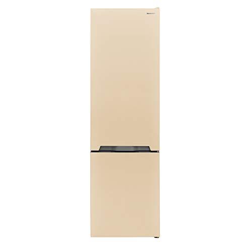 Sharp SJ-BA05IMXJ2-EU Kühl-Gefrier-Kombination / A++ / Höhe 180 cm / Kühlteil 194 L / Gefrierteil 70 L / NoFrost / Steuerung über LED-Piktogramme / ZeroDegreeZone-Schubfach (0°C-Zone)