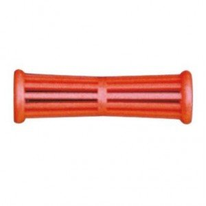 Mezzo - Bigoudis mini yoyo rouge court x12
