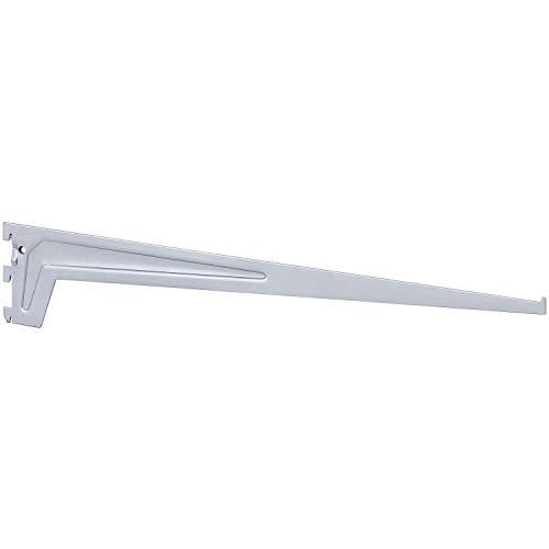 Element System Träger 10101 Länge 100 mm, Stahl weiß-alu RAL 9006, 100 x 50 x 50 cm