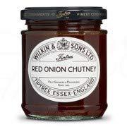Chutney di cipolle rosse 220gr. Tiptree. SCATOLA 6 UNITÀ (220gr x 6)