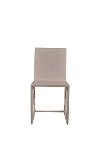 EMPIRICA 2Paar hellgrau metallic Penta Stühle