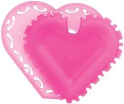 Clover Quick Yo Yo Maker Heart 1'X1 1/4' 8704