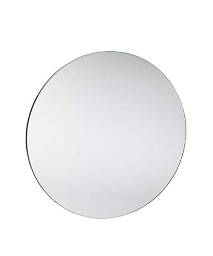 SOURCEONE.ORG Source One Shatter Proof Round Centerpiece Acrylic Mirrors