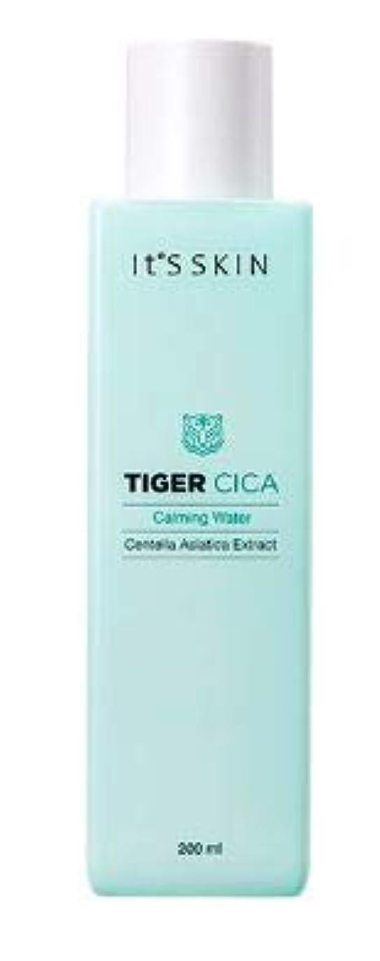 リクルートチキンメダリストTIGER CICA CALMING WATER /[イッツスキン] タイガーシカ カーミングウォーター [並行輸入品]