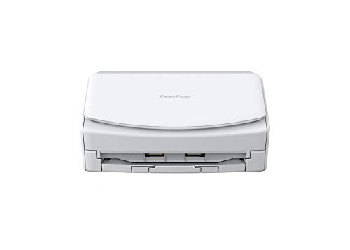 Fujitsu ScanSnap iX1500 600 x 600 DPI ADF + Manual feed scanner Bianco A4