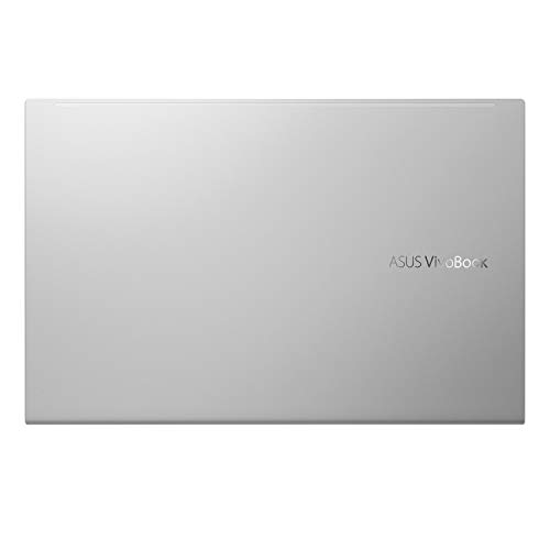 ASUS VivoBook Ultra K15 (2021), 15.6-inch (39.62 cms) FHD AMD Ryzen 7 5700U, Thin and Light Laptop (8GB/1TB HDD + 256GB SSD/Office 2019/Windows 10/Integrated Graphics/Silver/1.8 kg), KM513UA-BQ713TS
