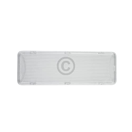 Lampenabdeckung kompatibel mit BOSCH 00659990 175x60mm für Dunstabzugshaube