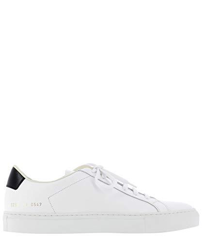 COMMON PROJECTS Luxury Fashion Herren 22950547 Weiss Andere Materialien Sneakers | Jahreszeit Permanent