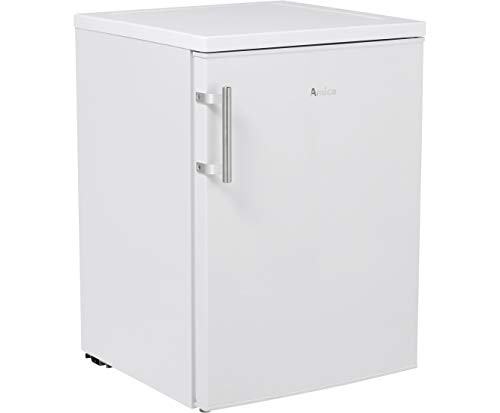 Amica VKS 15917 W Kühlschrank Freistehend Weiß 155 l A+++ - Kühlschränke (155 l, SN-T, 41 dB, A+++, Weiß)