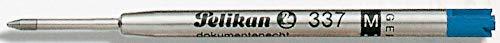 Pelikan 915439 Mine für Kugelschreiber (337), Strichstärke M, blau, 1 Stück in Faltschachtel