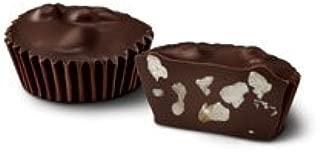 Russell Stover Dark Chocolate Pecan/English Walnut Clusters, 15 oz. Box