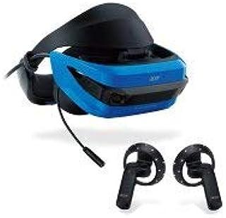 Acer Windows Mixed Reality ヘッドセット AH101【ヘッドセット・コントローラーの日本語クイックスタートガイド付 並行輸入品】
